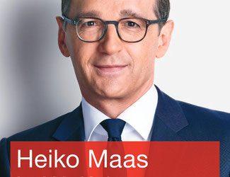 Diskussion mit Heiko Maas. Was macht Populismus mit unserer Demokratie?